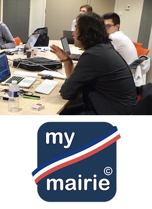 mymairie - applications mobiles pour les communes