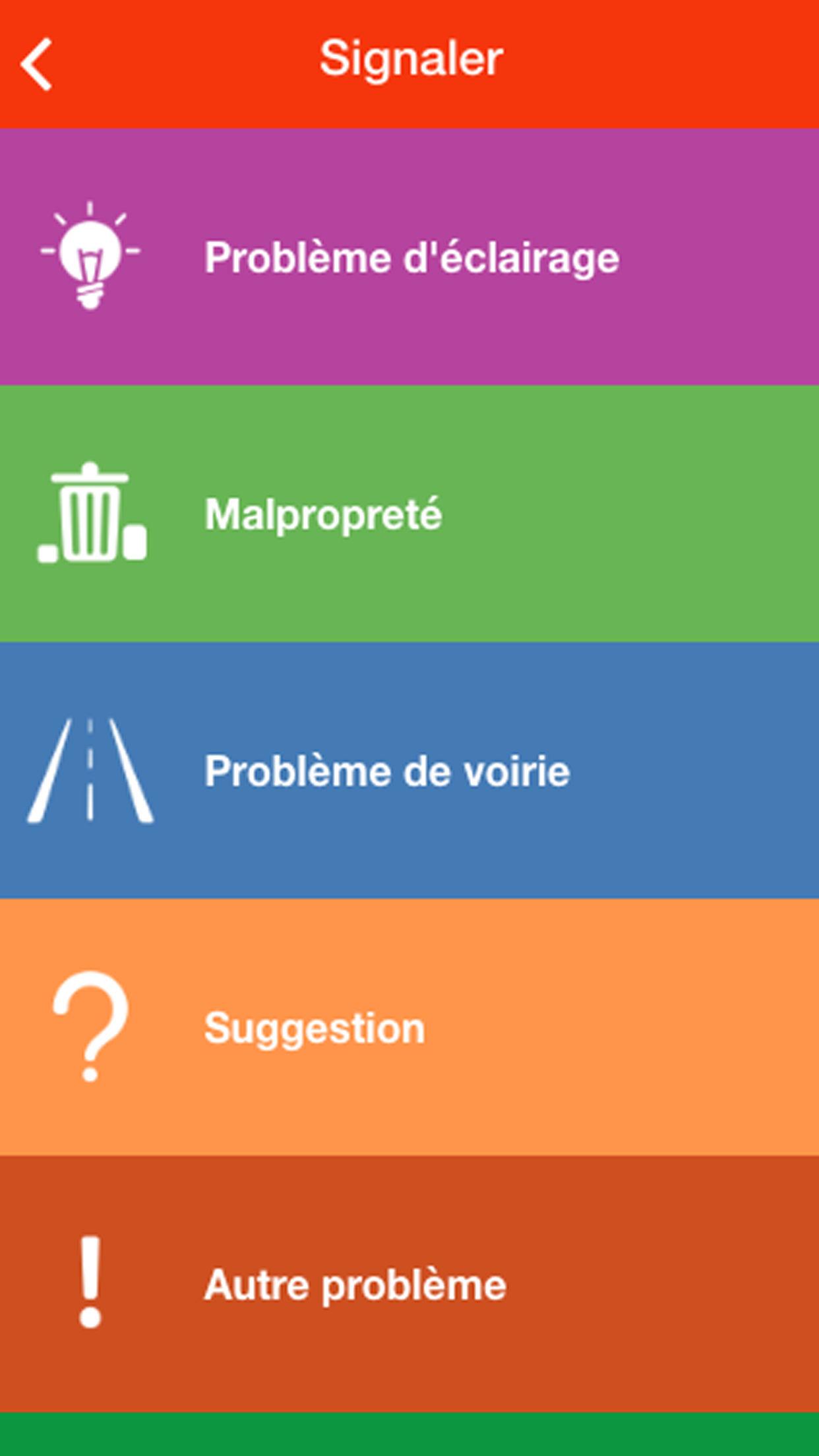 mairie d'Amenucourt - signalement-photo - appli mobile mymairie